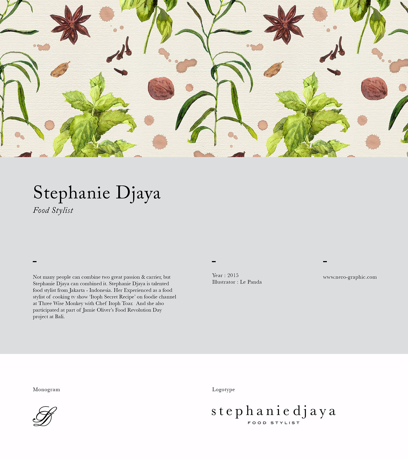 Stephanie djaya food stylist on behance forumfinder