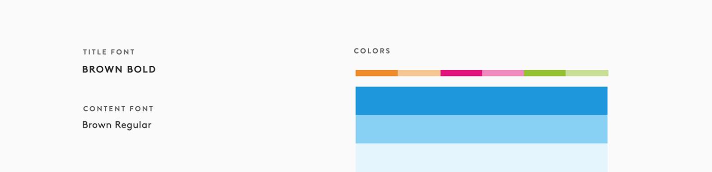 branding  swiss convention UI Website architecture design