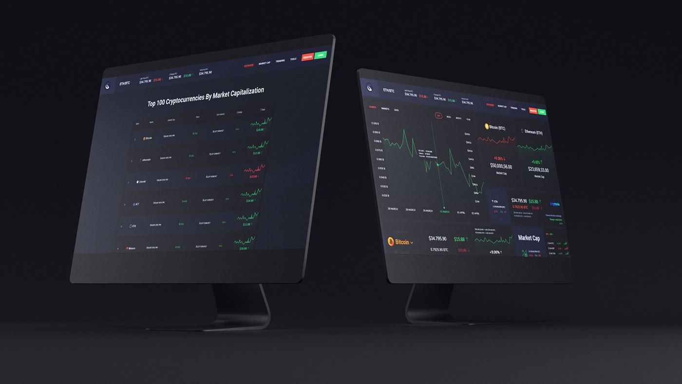 Desktop Website Presentation - 21