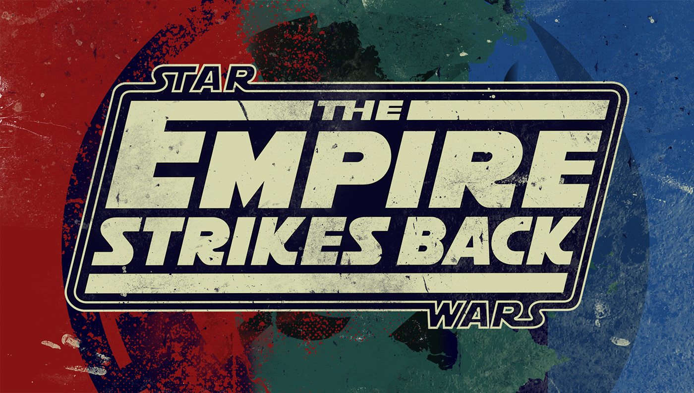 Star Wars Poster Re-Imagination