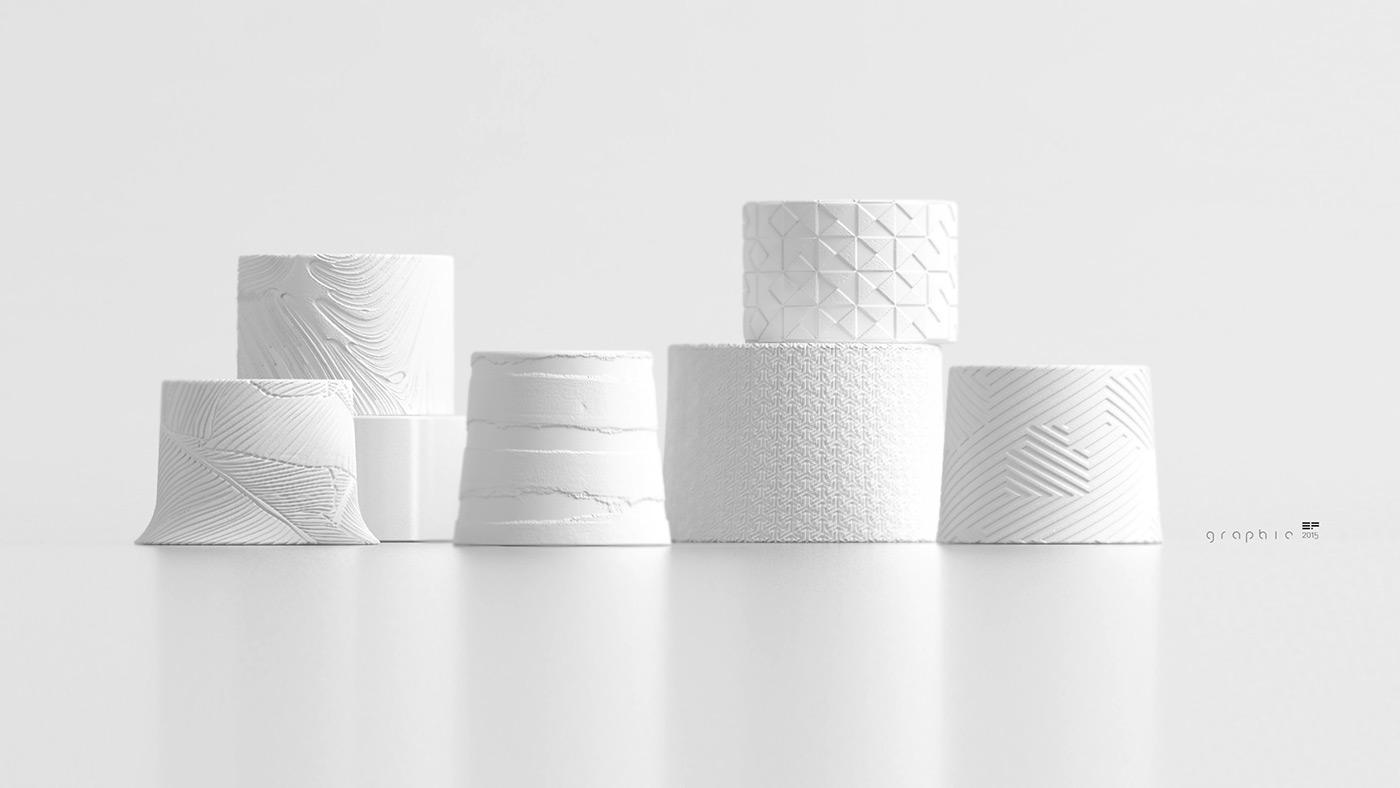 高質感的38款香水包裝設計欣賞
