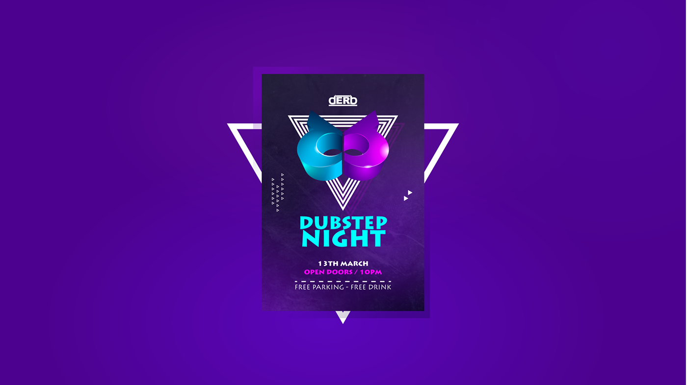branding  3D adverting design brand brand identity graphic design  identity logo music poster