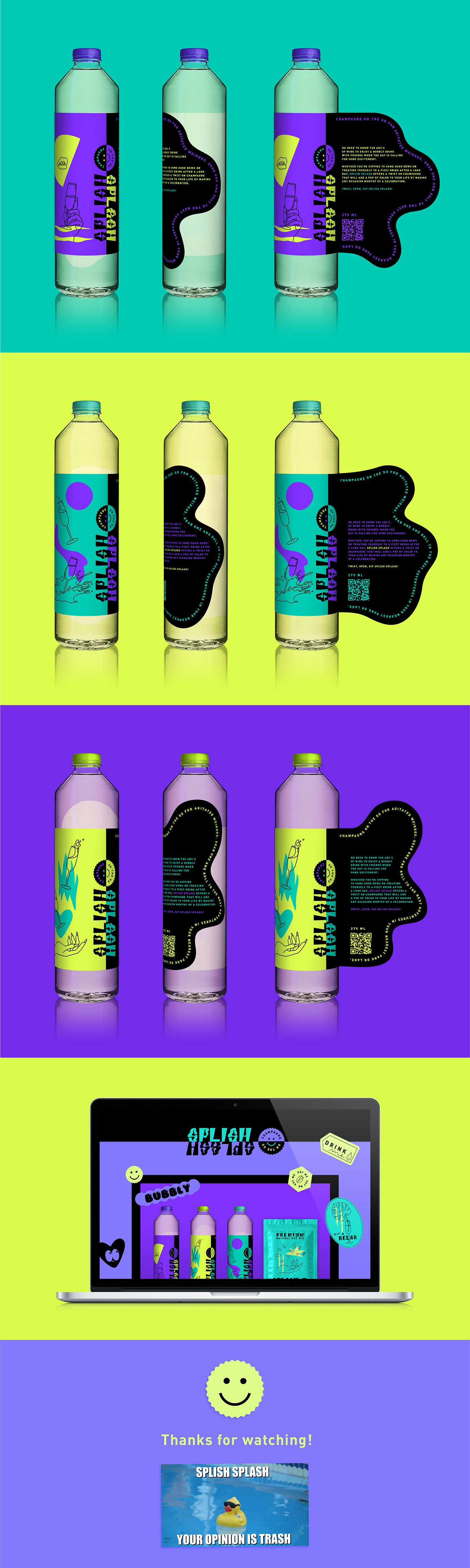 art direction  branding  Champagne graphic design  identity ILLUSTRATION  Logotype Packaging Prototyping ux/ui design