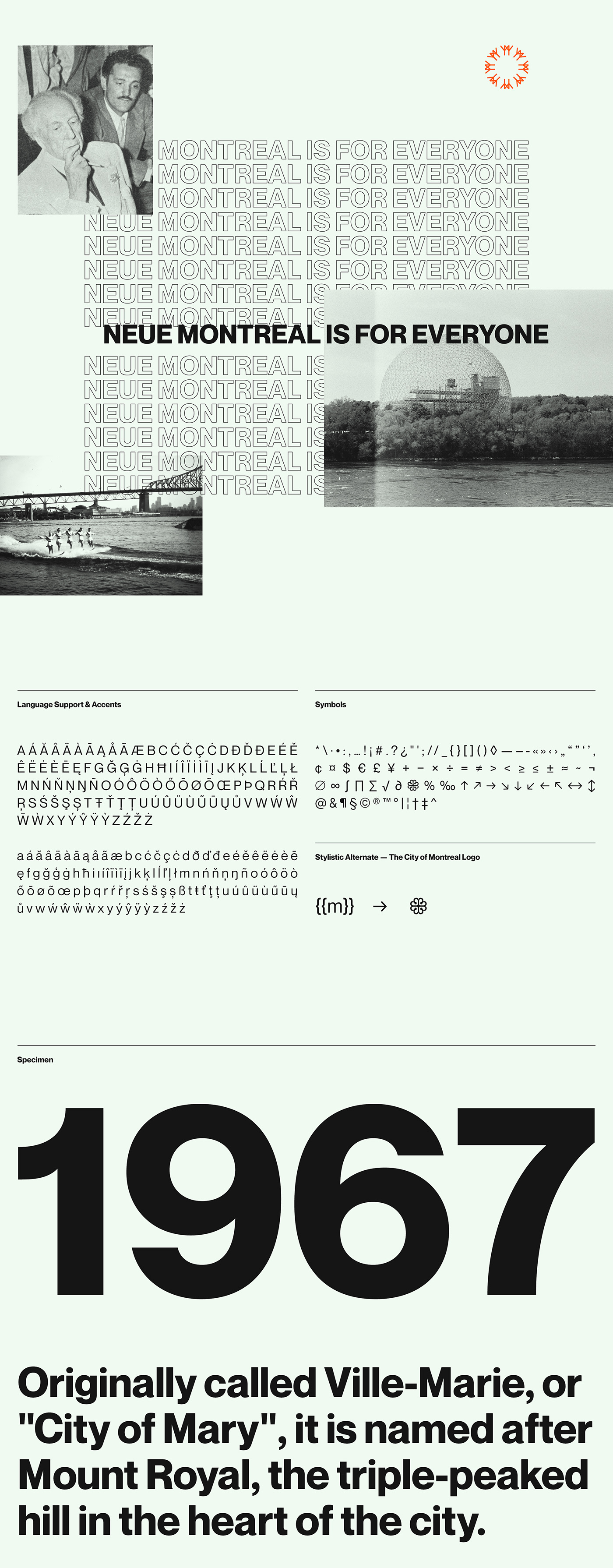 font Typeface modern helvetica grotesque free graphic minimal type graphic design