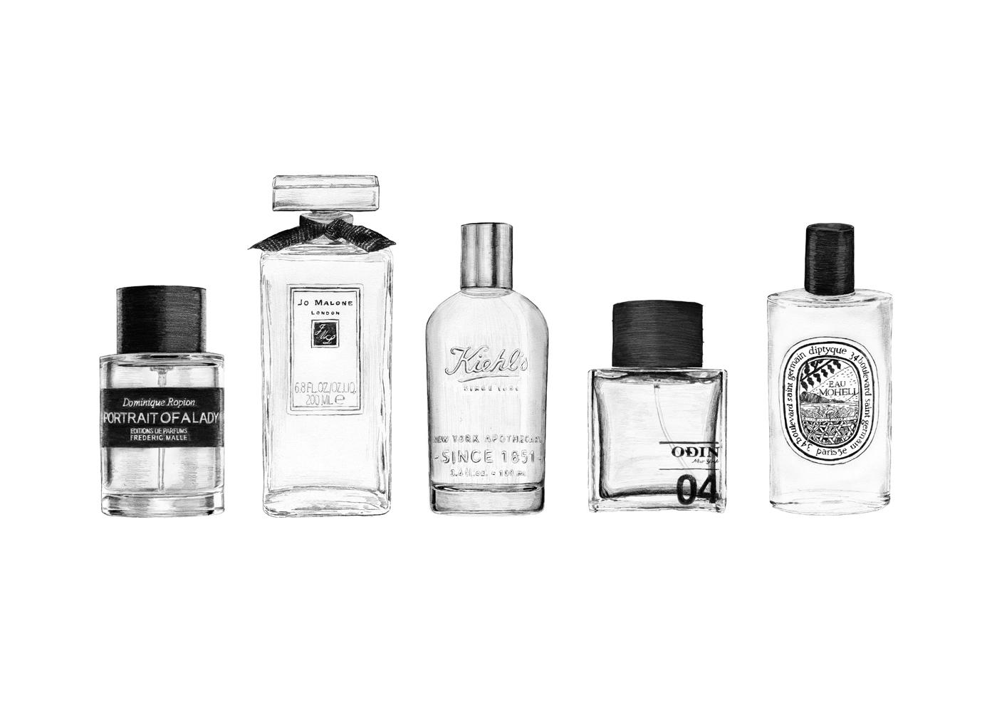精細的17個香水瓶設計欣賞