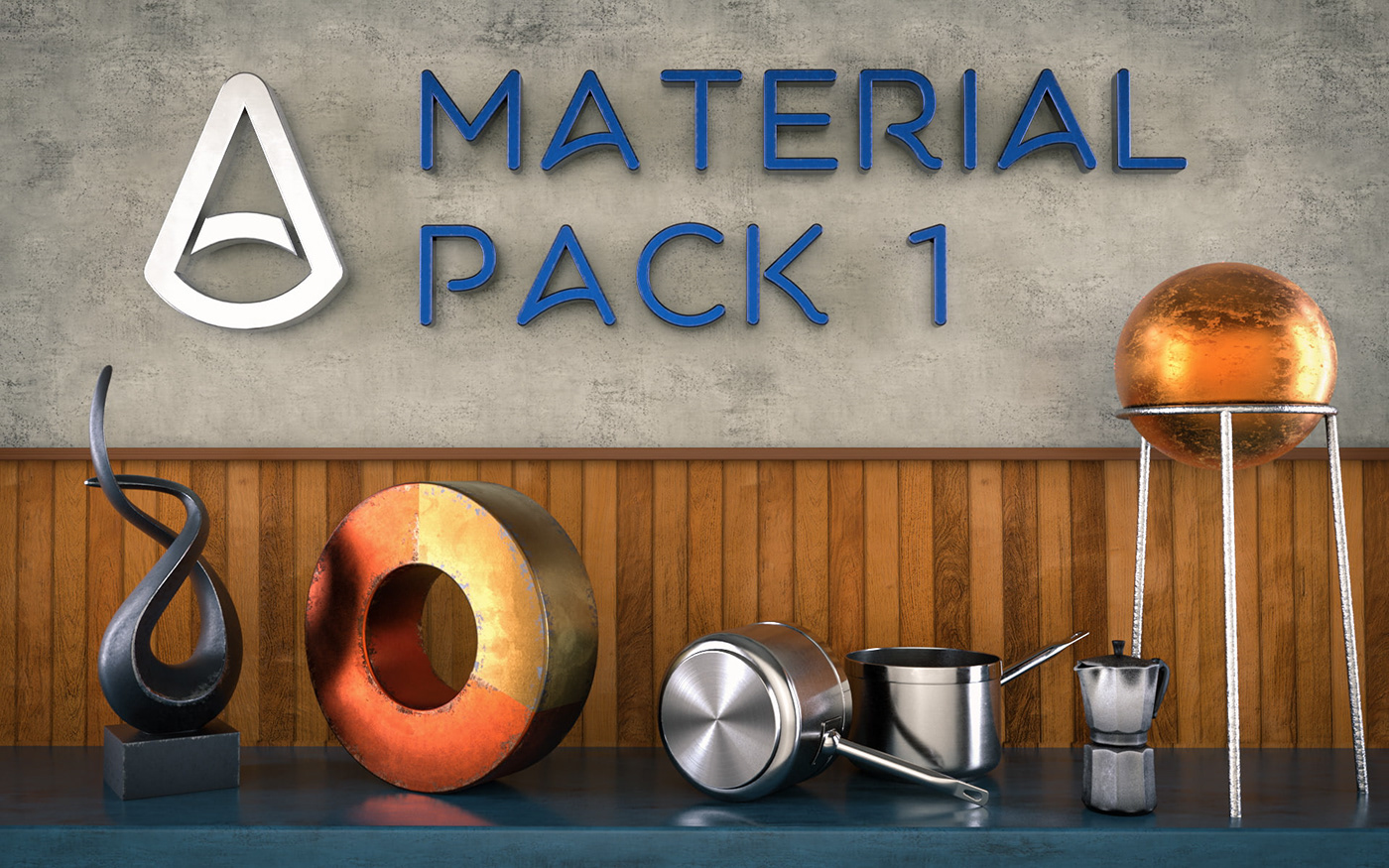 Arnold material library c4d