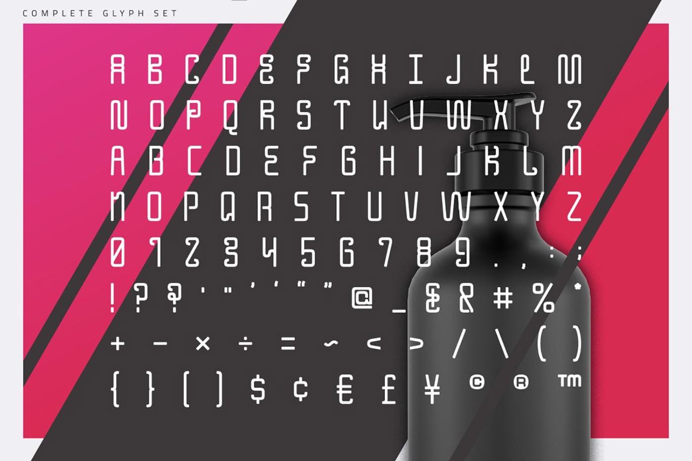 art design font free Free font freebie logo poster type Typeface