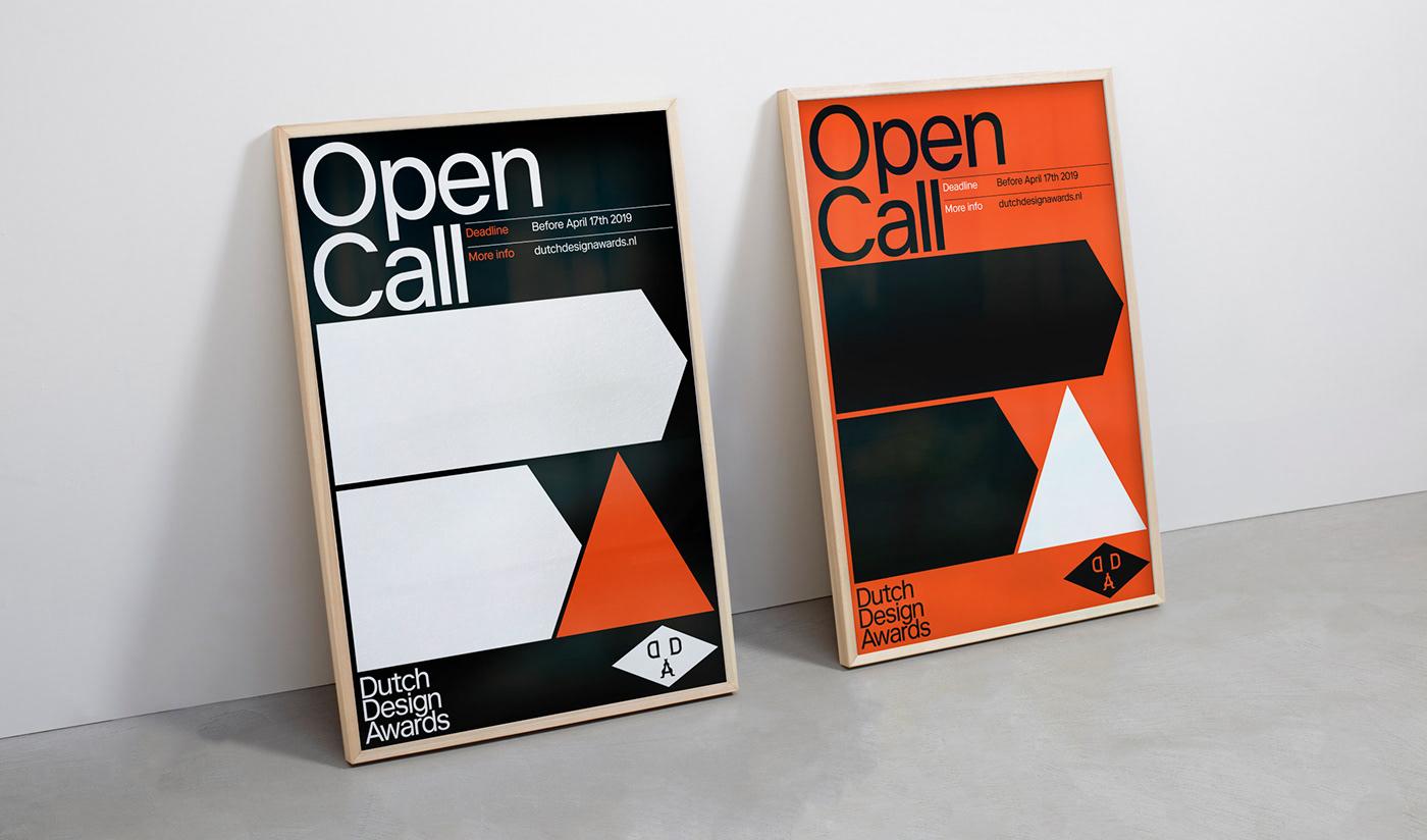 branding  Dutch design Dutch Design Awards Exhibition Design  graphic design  visual identity