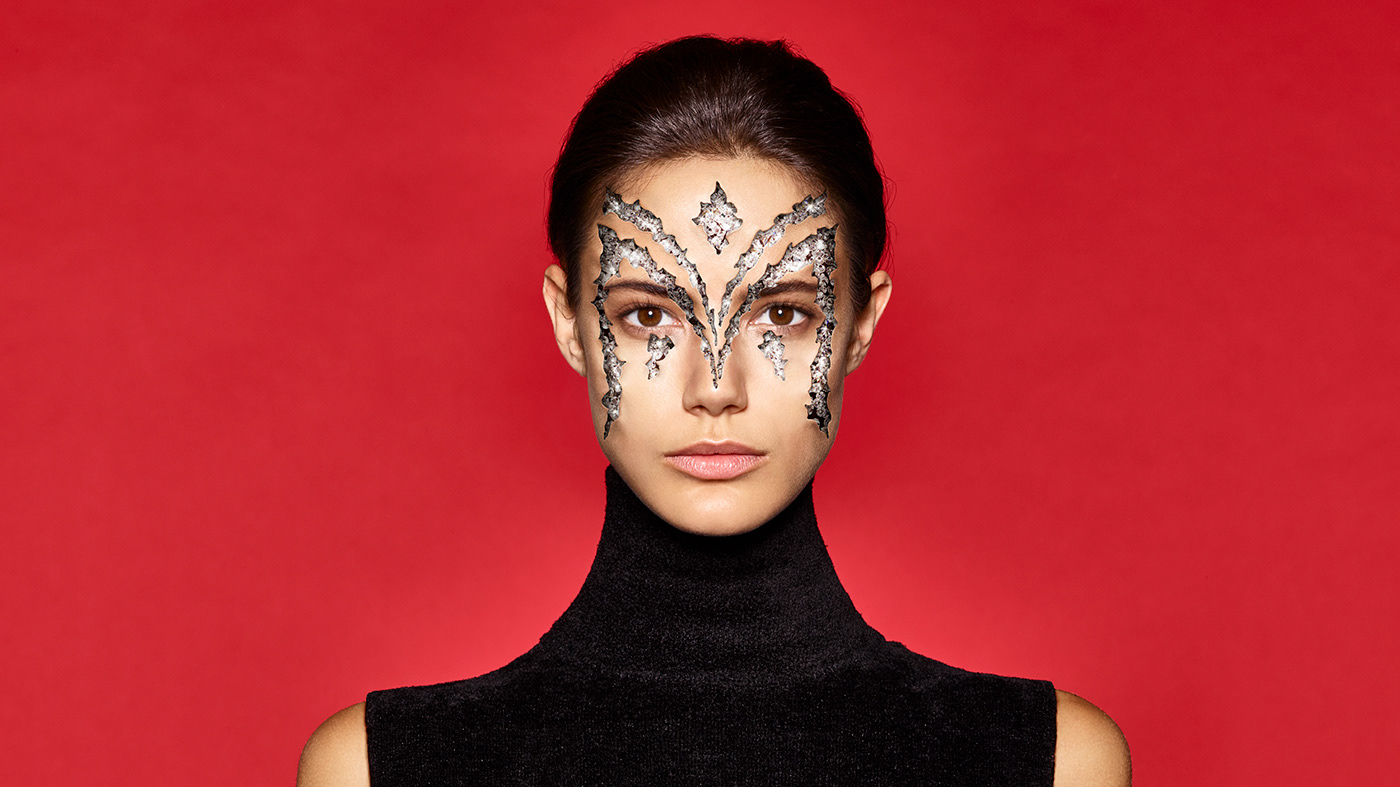 Sagmeister & Walsh jessica walsh stefan sagmeister matteo giuseppe pani fashion design Milly campaign New York