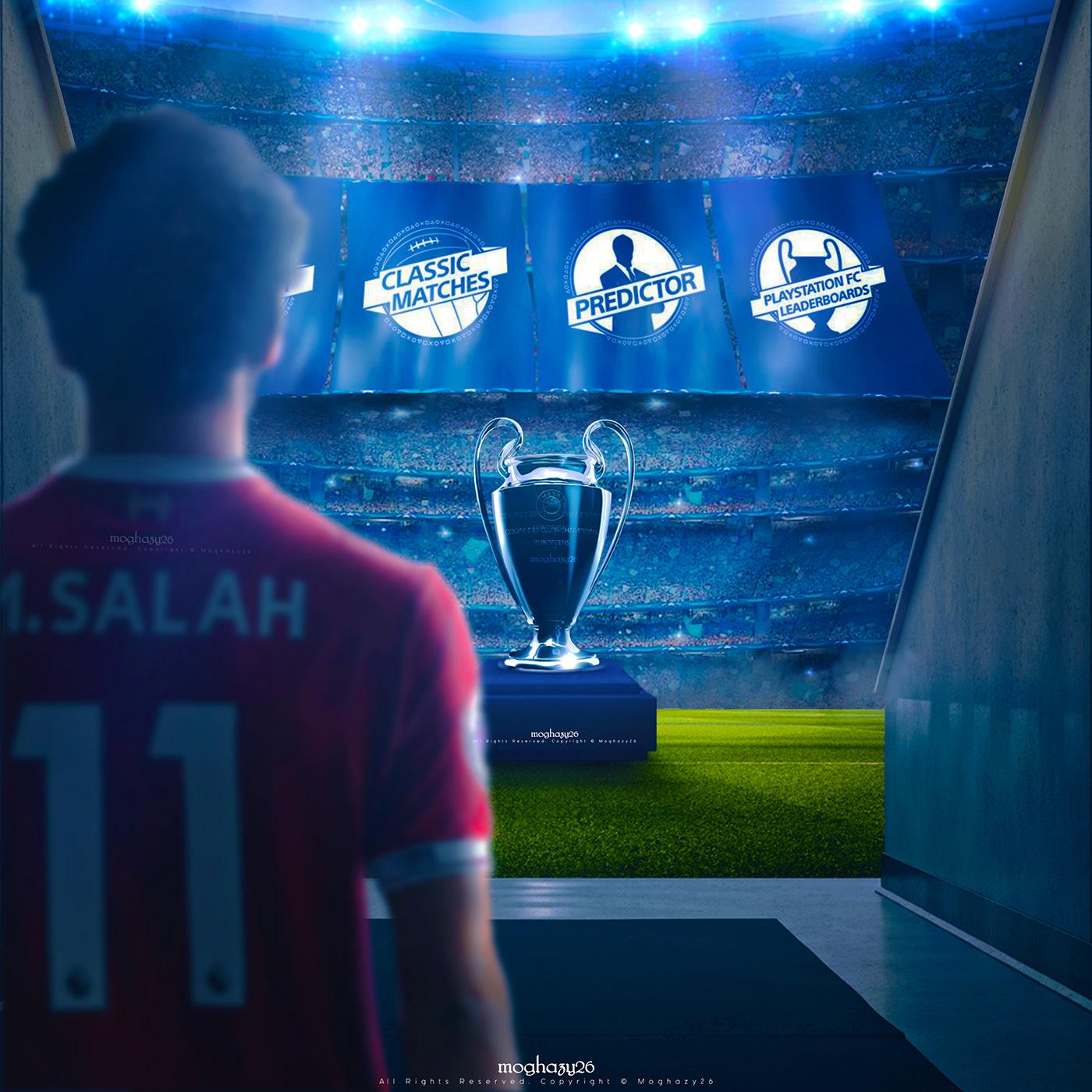 Uefa Champions League Final 2019 on Behance