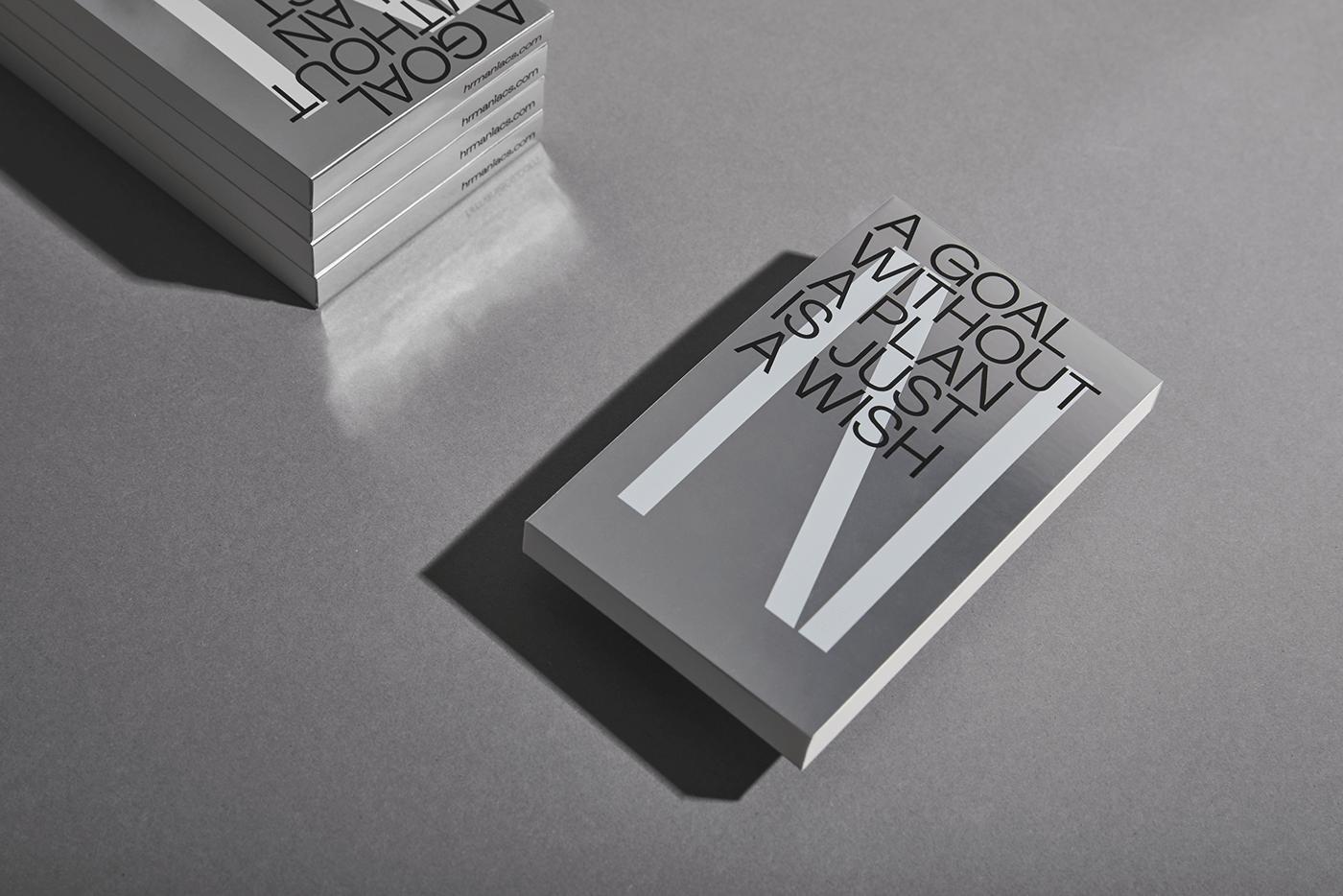 bold Emploer Branding grid head hunter HR Layout Maxeville mirror PopSet typography