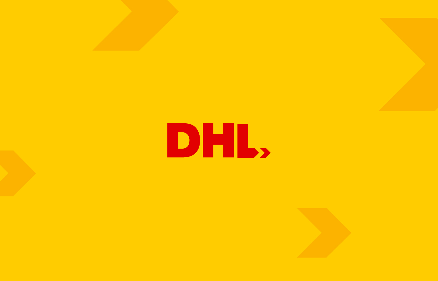 Dhl Visual Redesign Personal On Behance