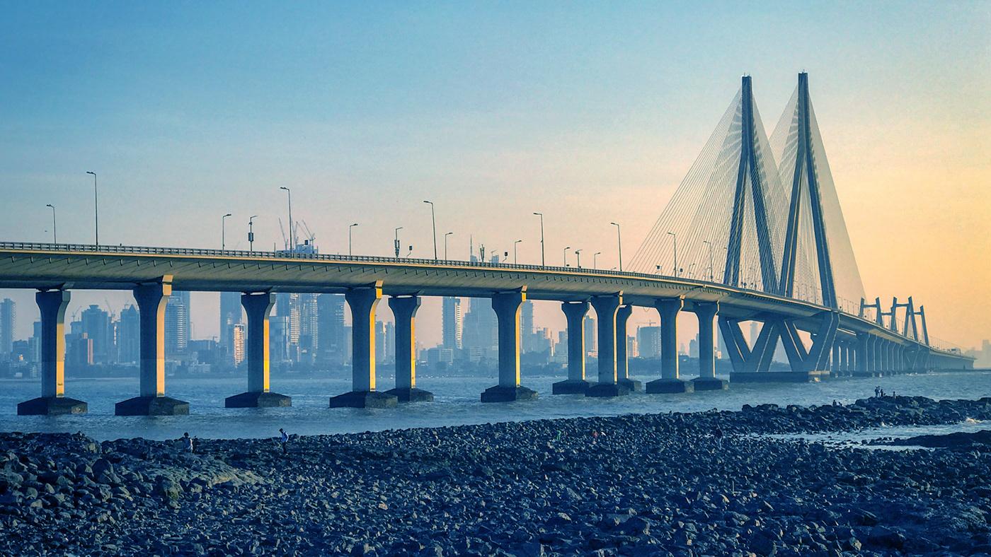 Alexandre architecture ARQUITETURA brand bridge construction design logo visual identity