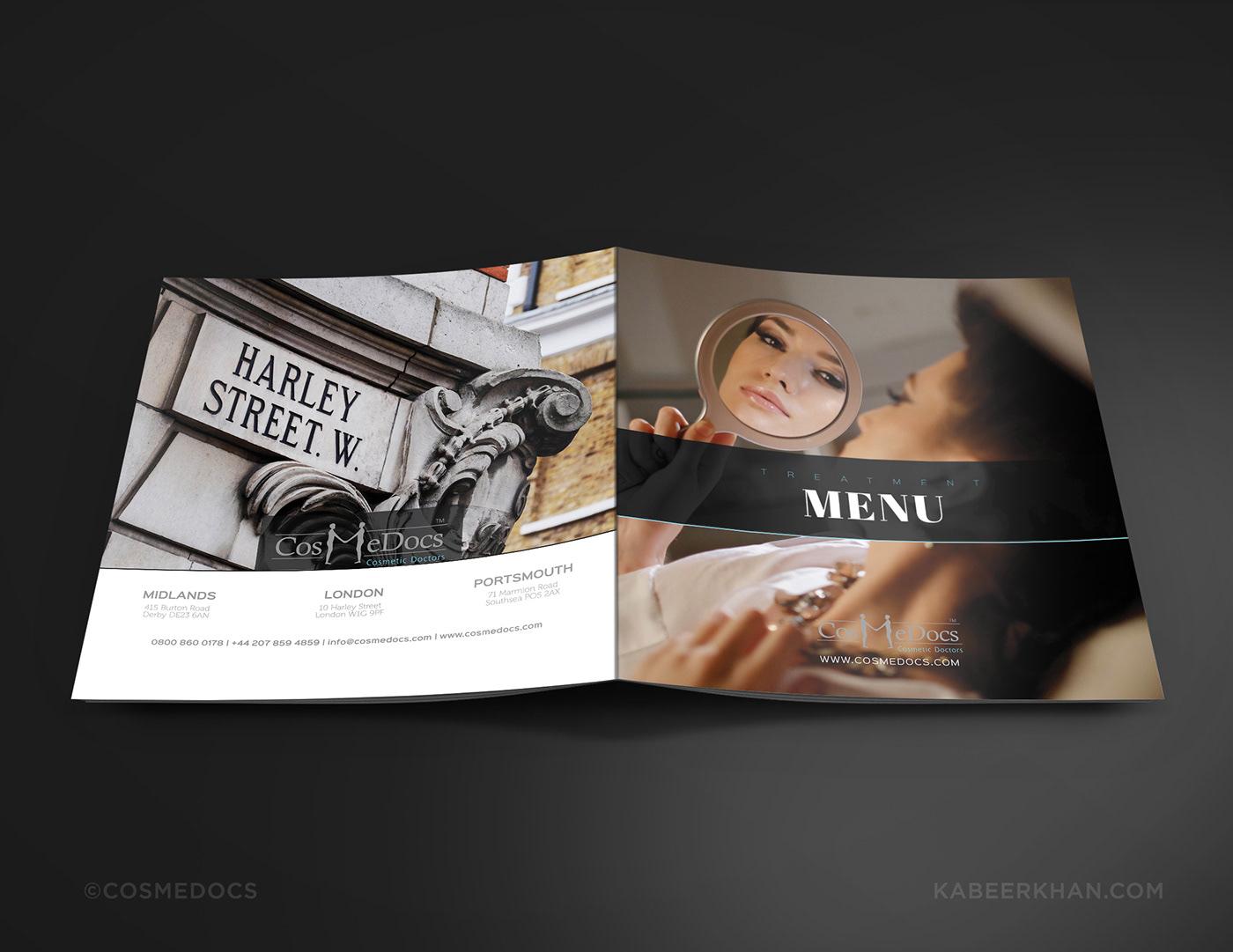 fashion brochure covers