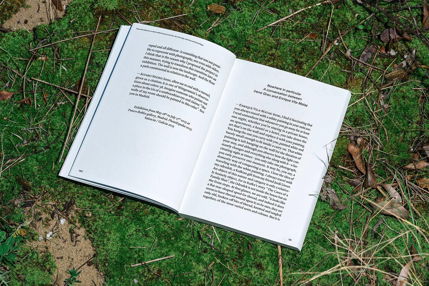 art contempraryart book Catalogue typography   publication