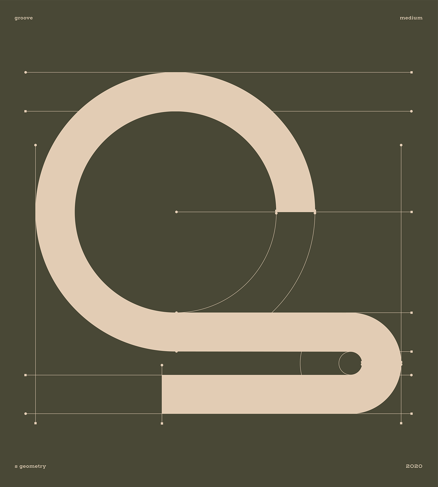 2D adobe color design graphic design  groove motion patch Typeface typography