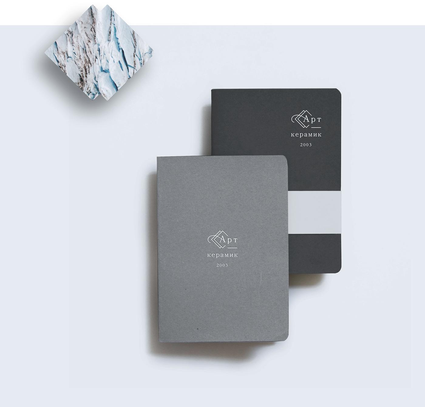 stone Marble identity cutting Web brand branding  water cut rebranding