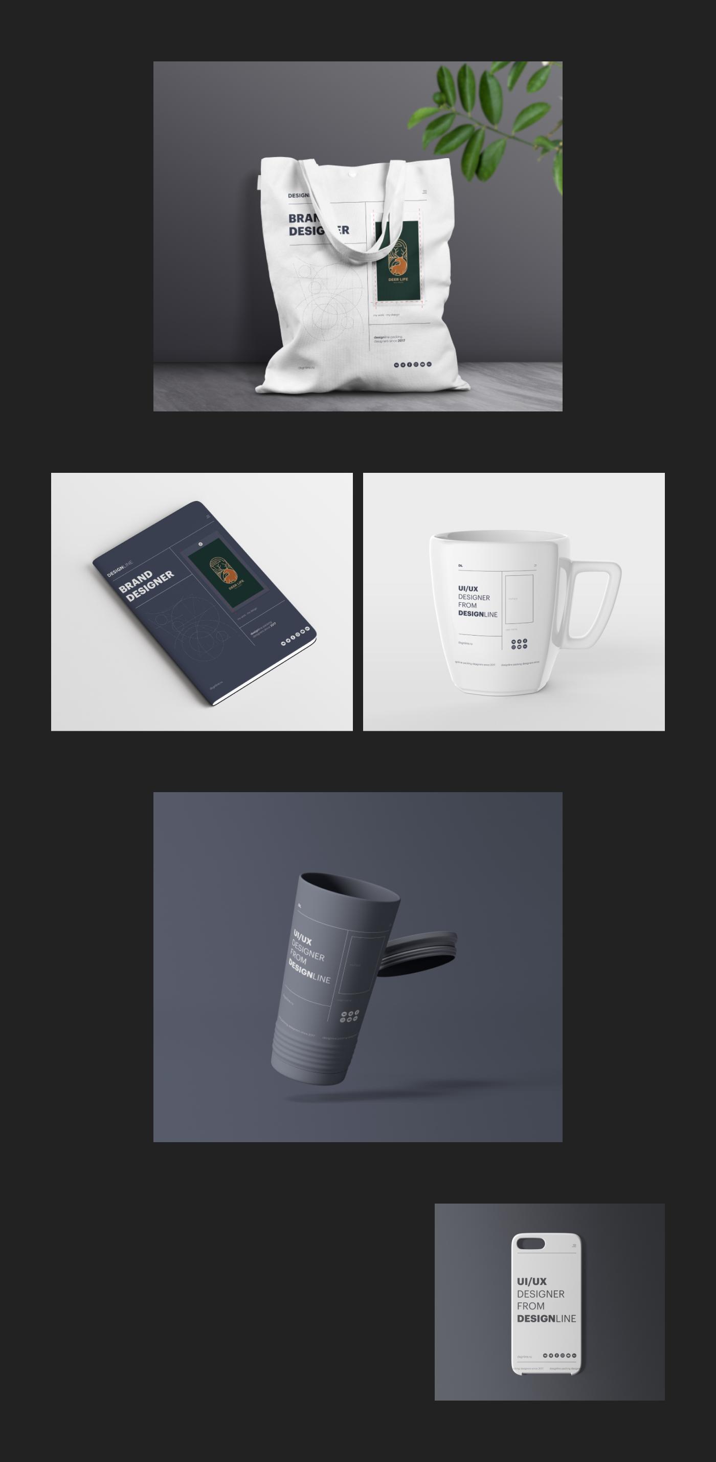 branding  creative designline dsgnlinegym graphic design  identity Merch