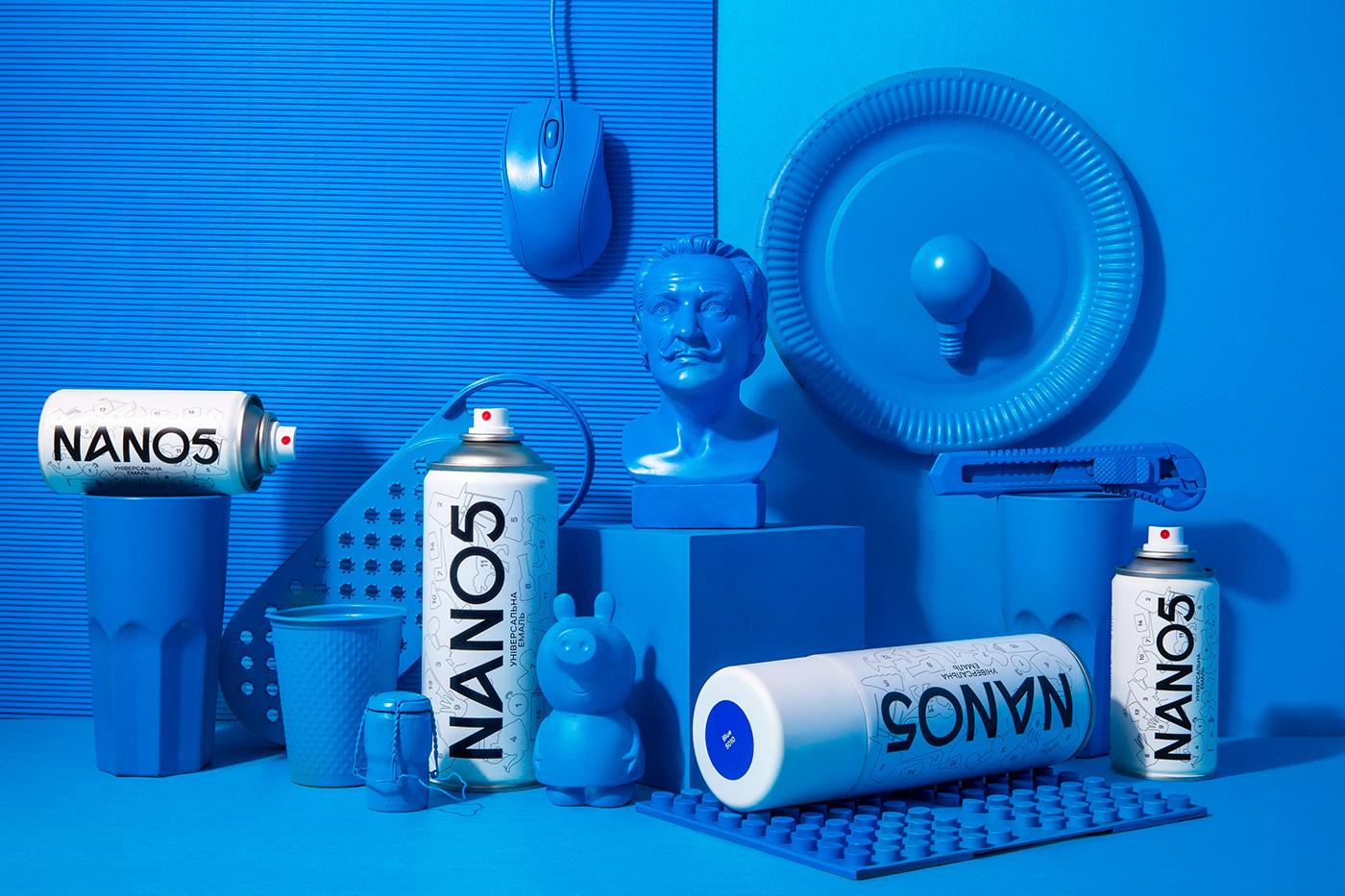 branding  label design naming paint ukraine