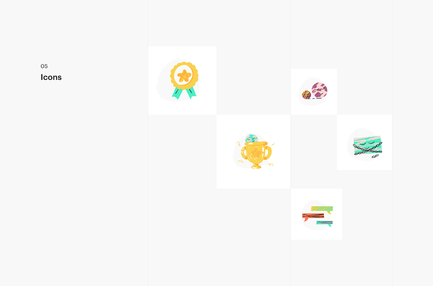 colors design homepage ILLUSTRATION  landing mobile Responsive site Web wireframe