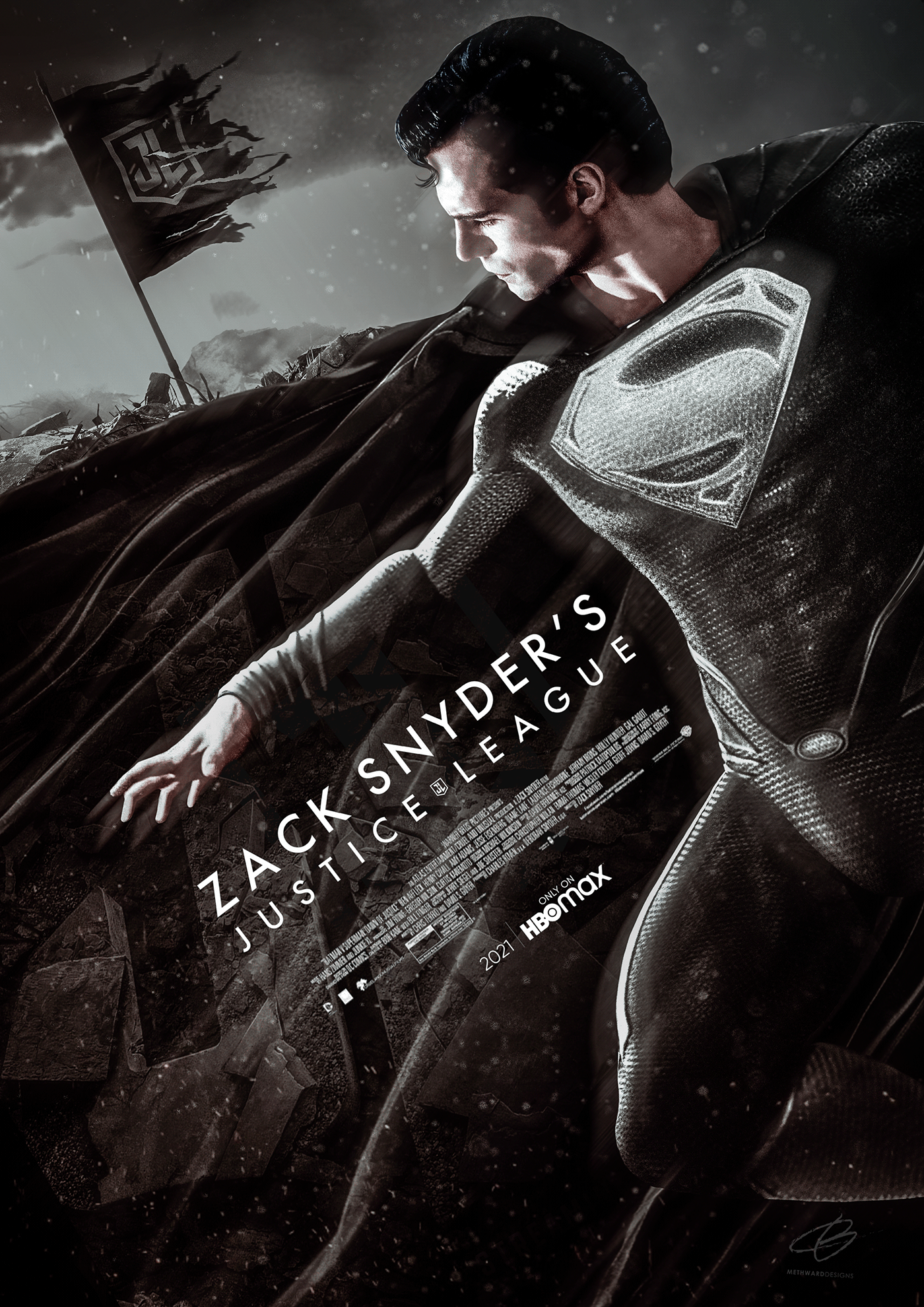 Zack Snyder S Justice League On Behance