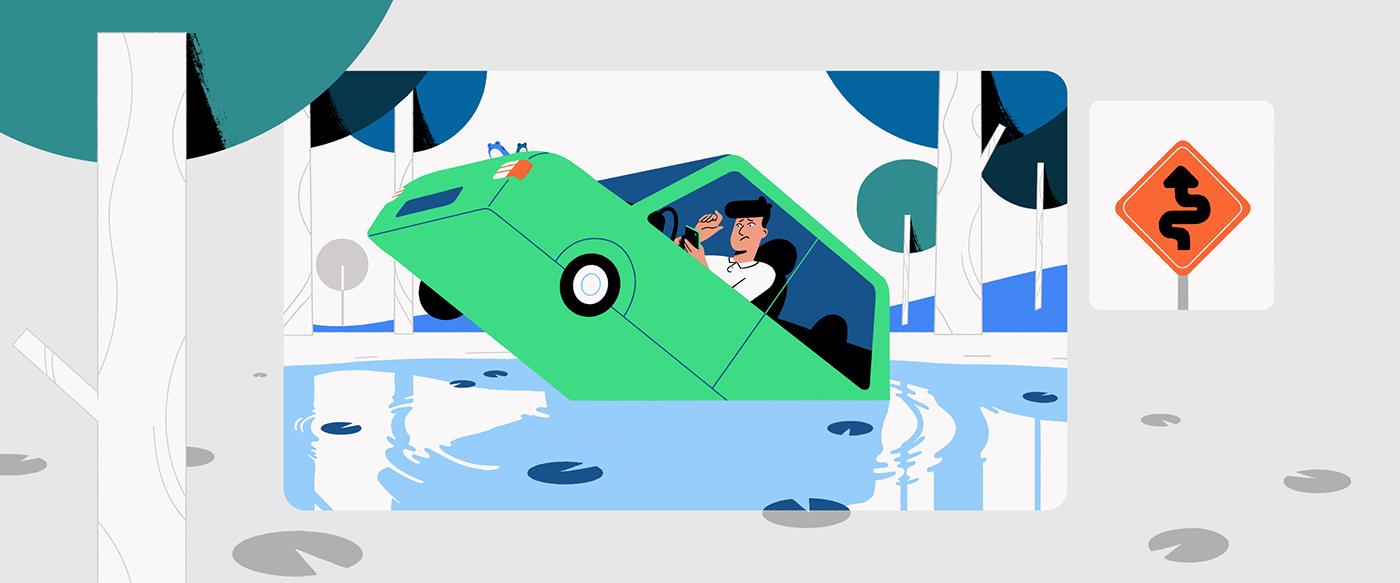 animation  ILLUSTRATION  Character design  design graphic design  motion graphics  2D Animation after effects animal vector
