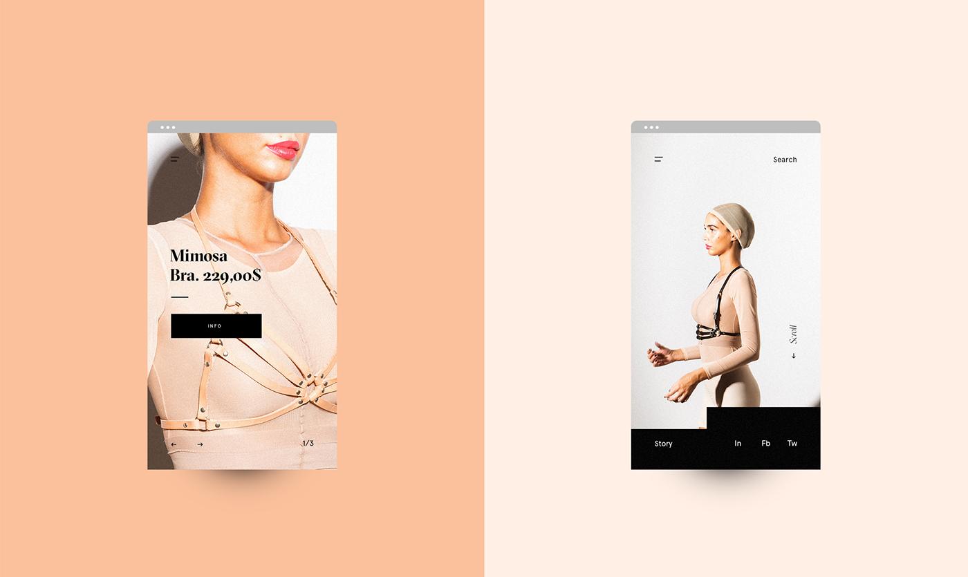 branding  Webdesign art direction  digital typography
