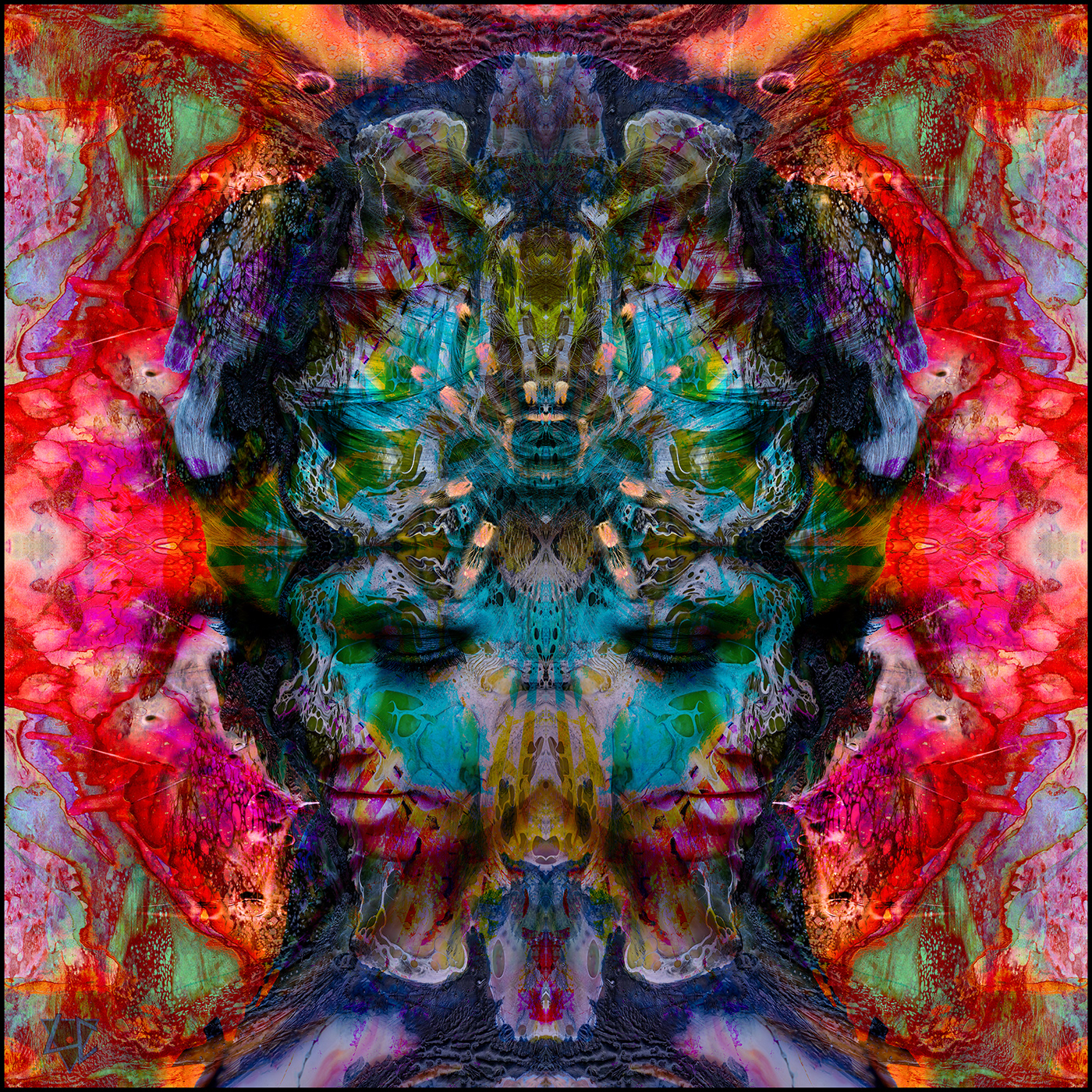 Photo Montage digitalart Digital Collage photo abstract Photo Manipulation  retouche photo graphisme Digital abstract symmetry