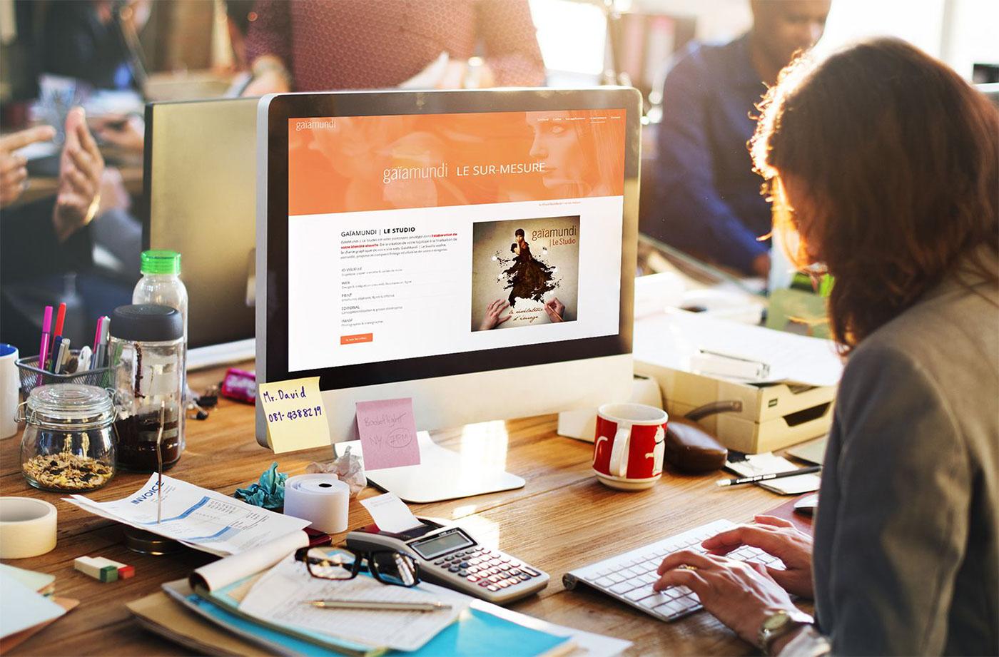 Creative Direction  Logotype SEO photo editing iconography UX design Webdesign visual identity