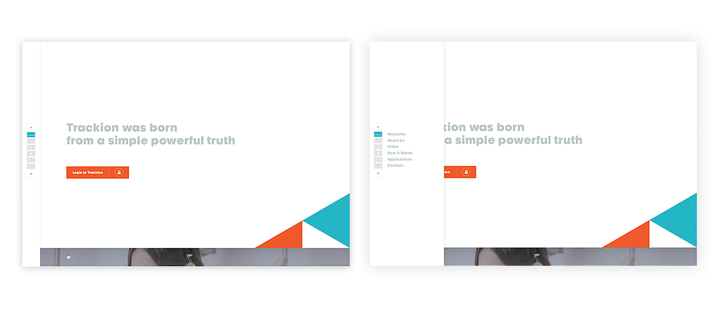 minimal brand mark ID identity businesscard business card colorful Space  Platform design graphic guideline
