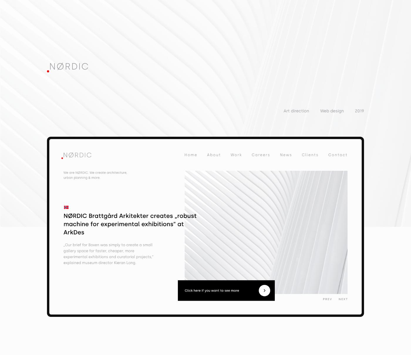 minimal minimalistic Minimalism clean White gray Webdesign architecture UI ux