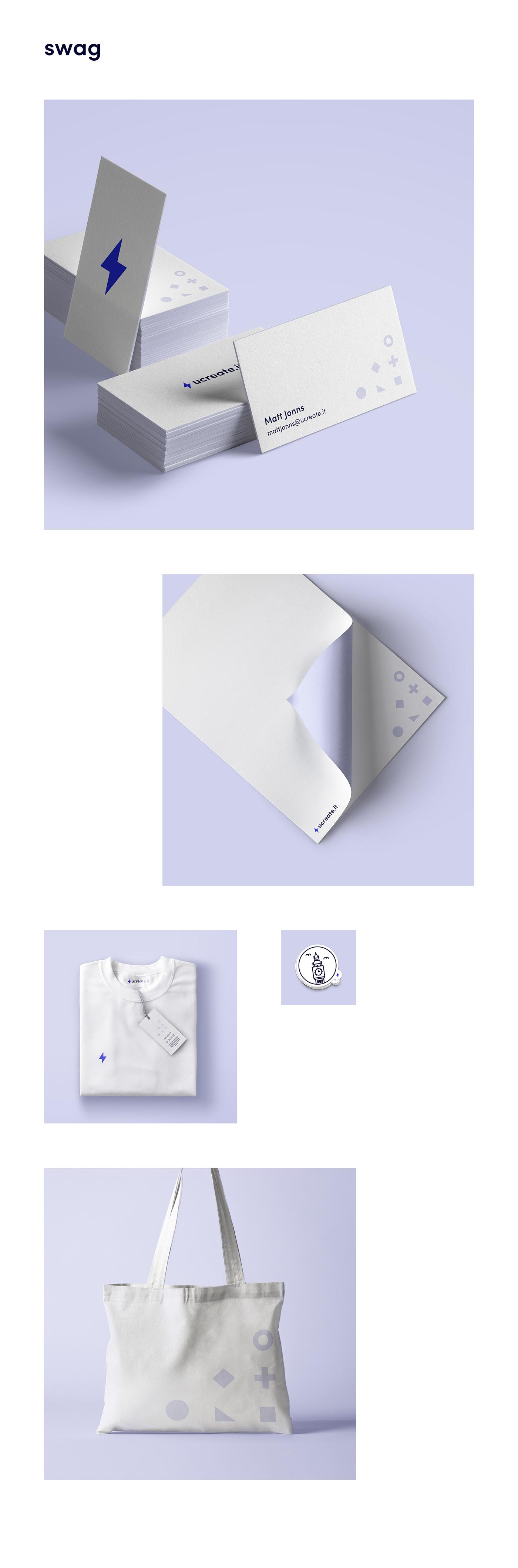 brand branding  visual identity logo pattern design pastel colors UI Website landing page