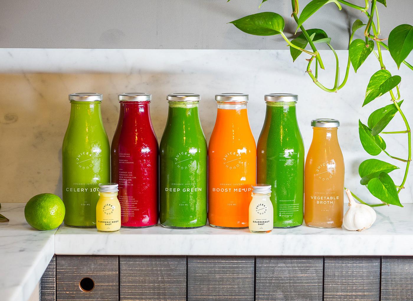 logo Logotype Packaging branding  juice Fruit organic england London Label