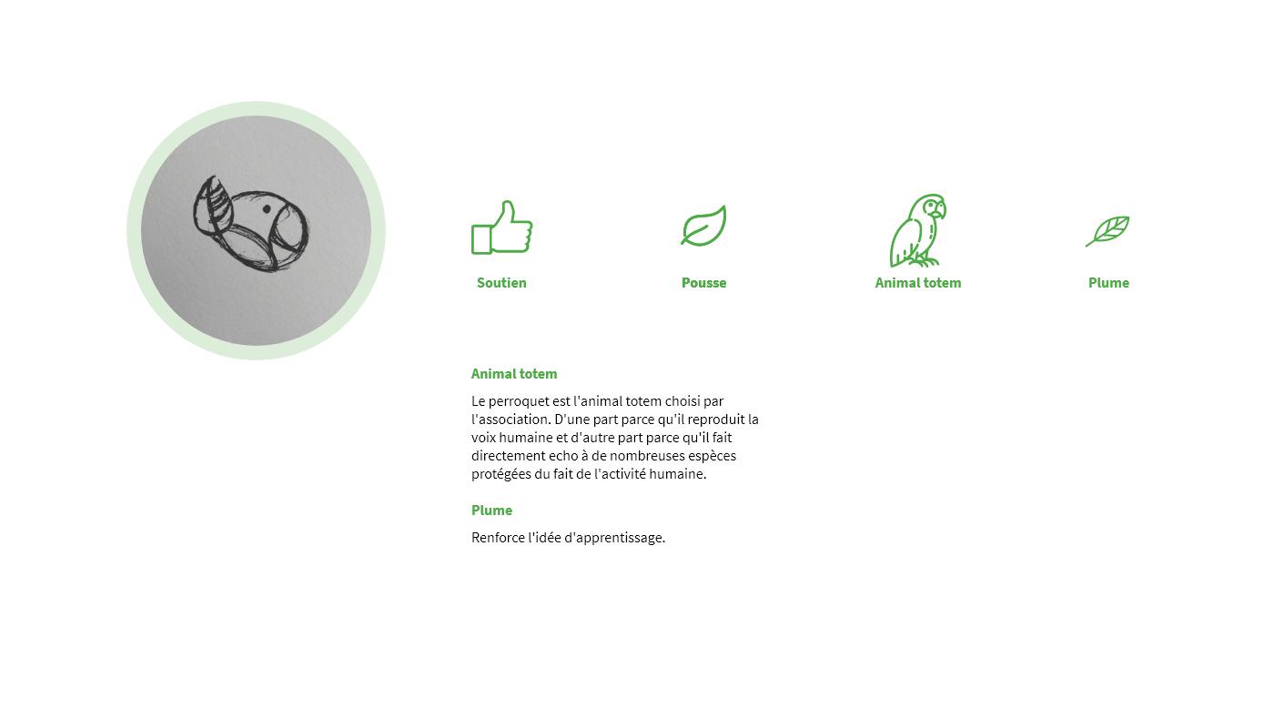 Association graphisme logo identité visuelle