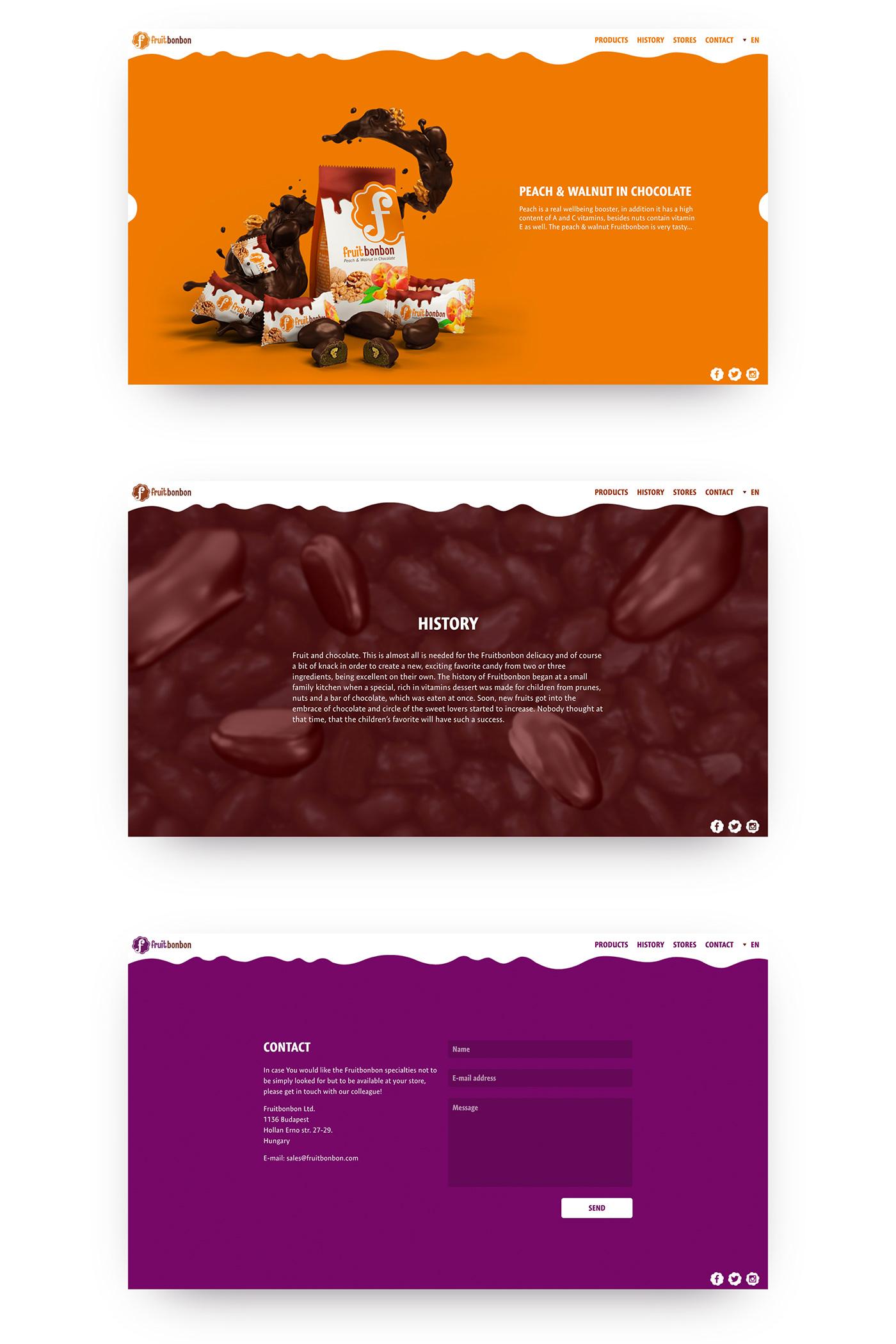 brand design 3D visual design animation  Website microsite motion design Packaging