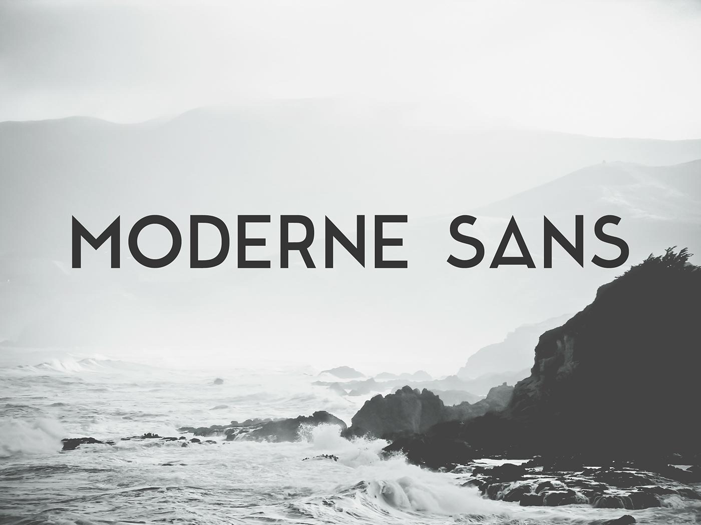 font sans-serif grotesk grotesque clean modern moderne sans Typeface