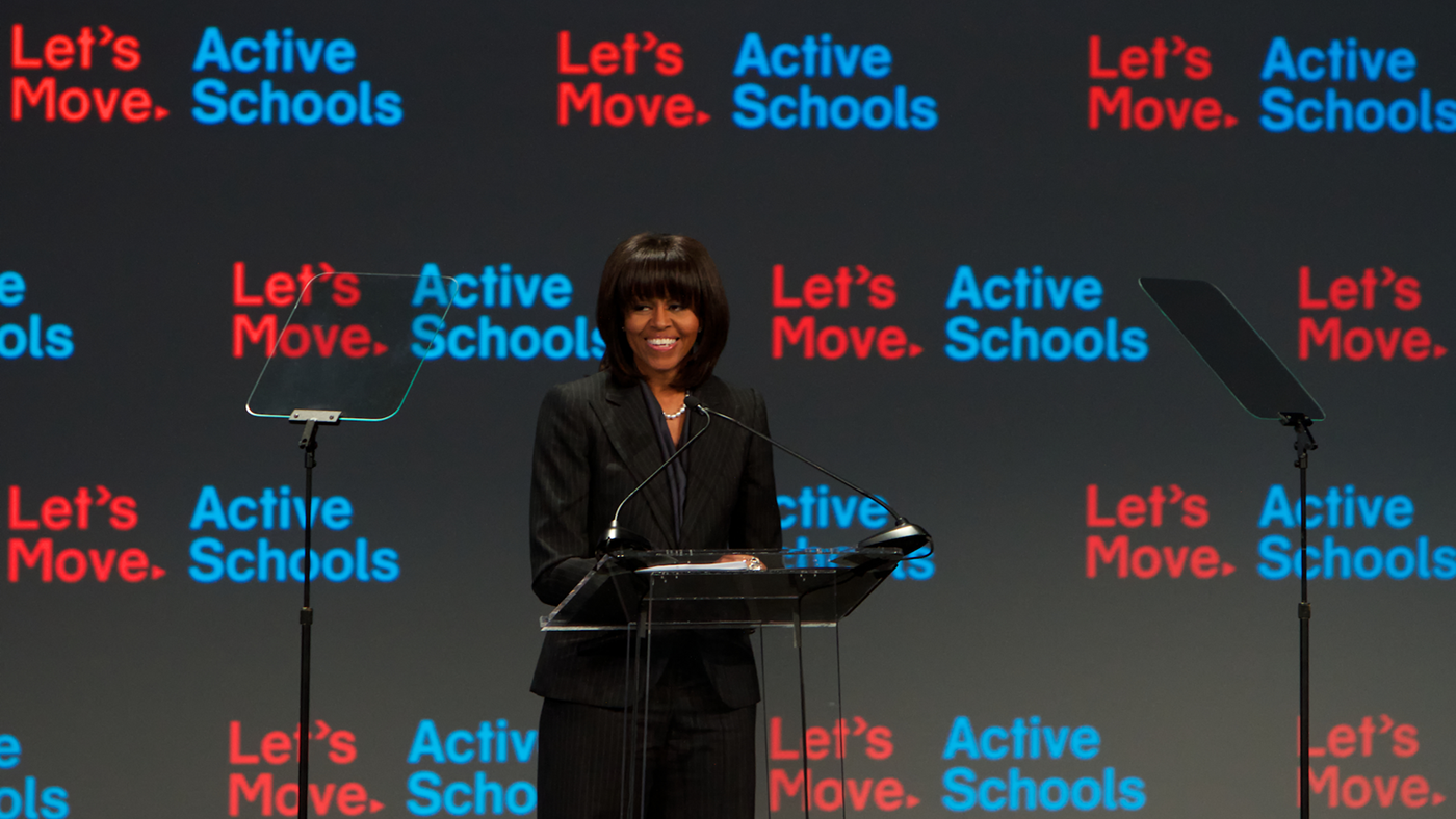 lets move Let's move: commit to change physical activity challenge motivates palm beach county residents to take charge of their health participate in some form of physical.