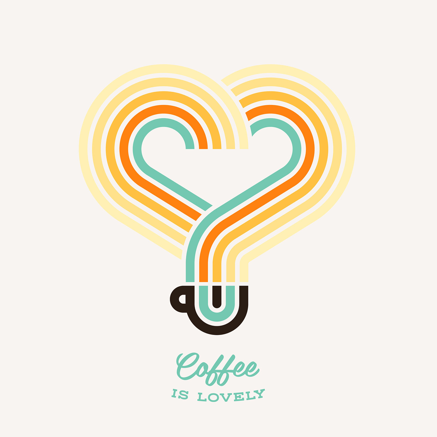 brand brand identity branding  Coffee coffee branding coffee logo logo logo designer Logo Designs logos