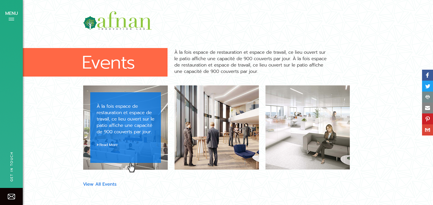Website design bootstrap design-inspiration agency Webdesign creative simple Innovative
