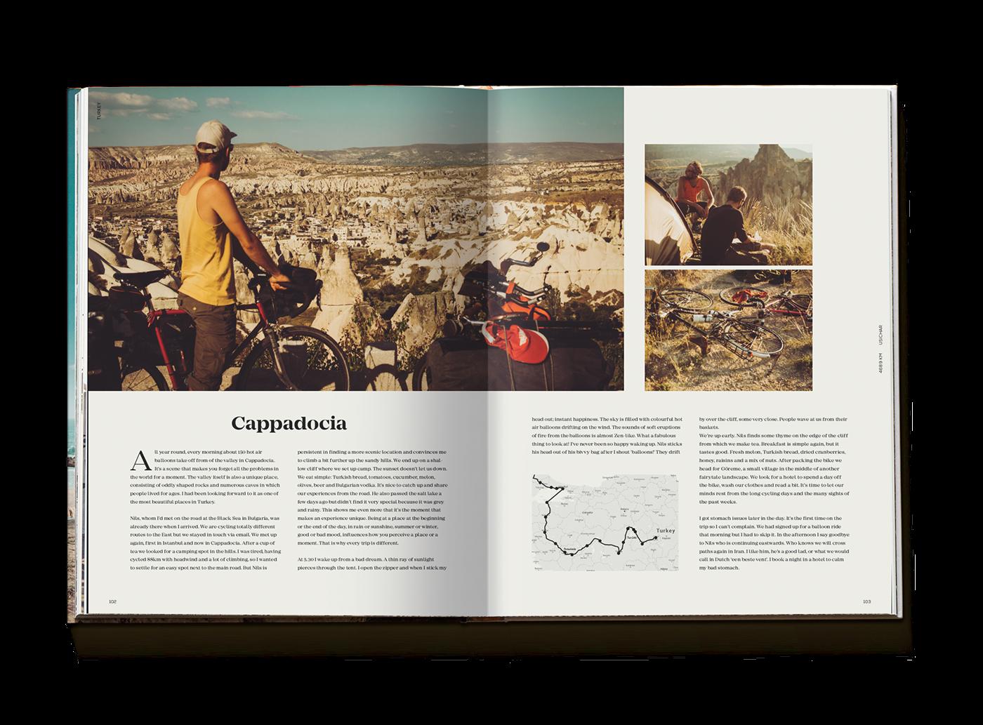 Bicycle Cycling bike touring book Photography  adventure Travel espiritu libre
