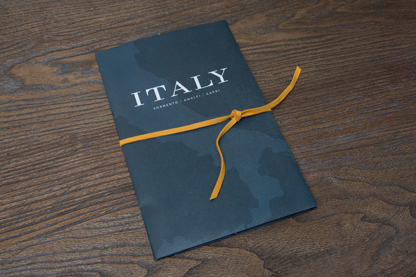 Italy Travel trip rewards Impact Partnership