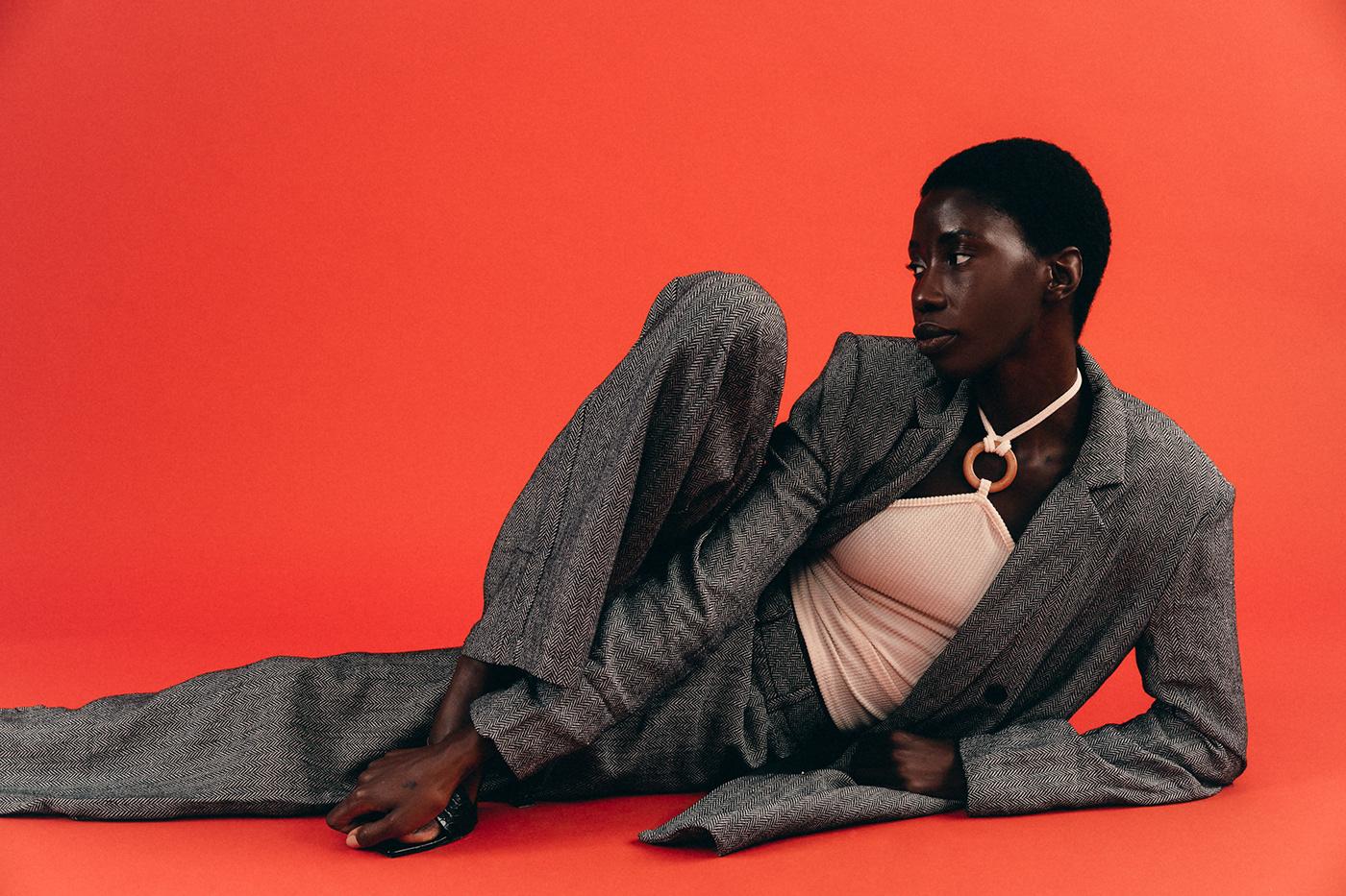 editorial Editorial Photogrpahy Female Model model New York portrait studio Studio Photography