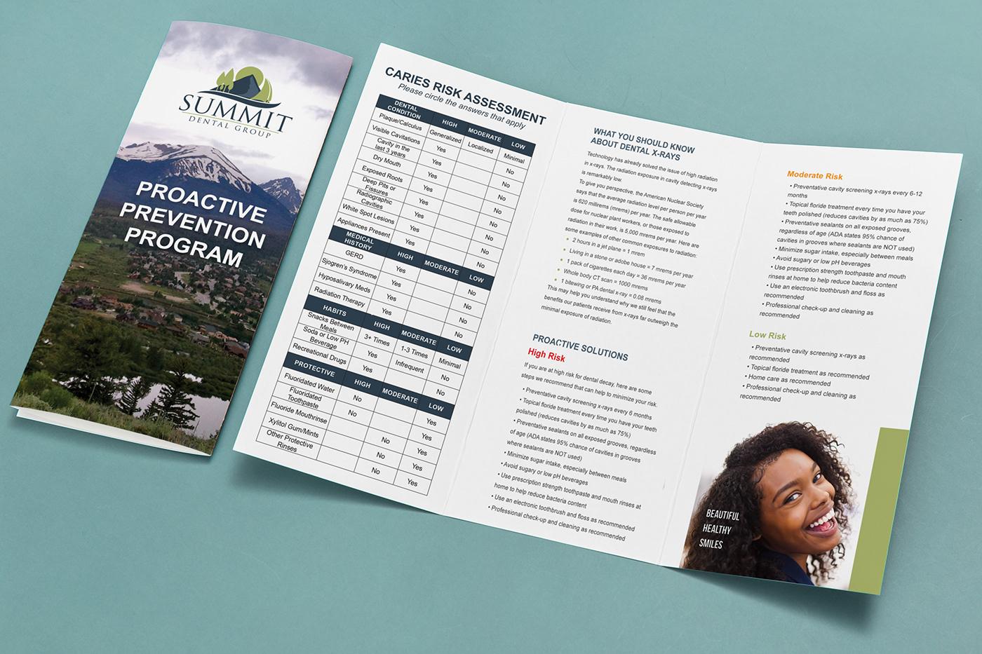 brochure brochures photoshop