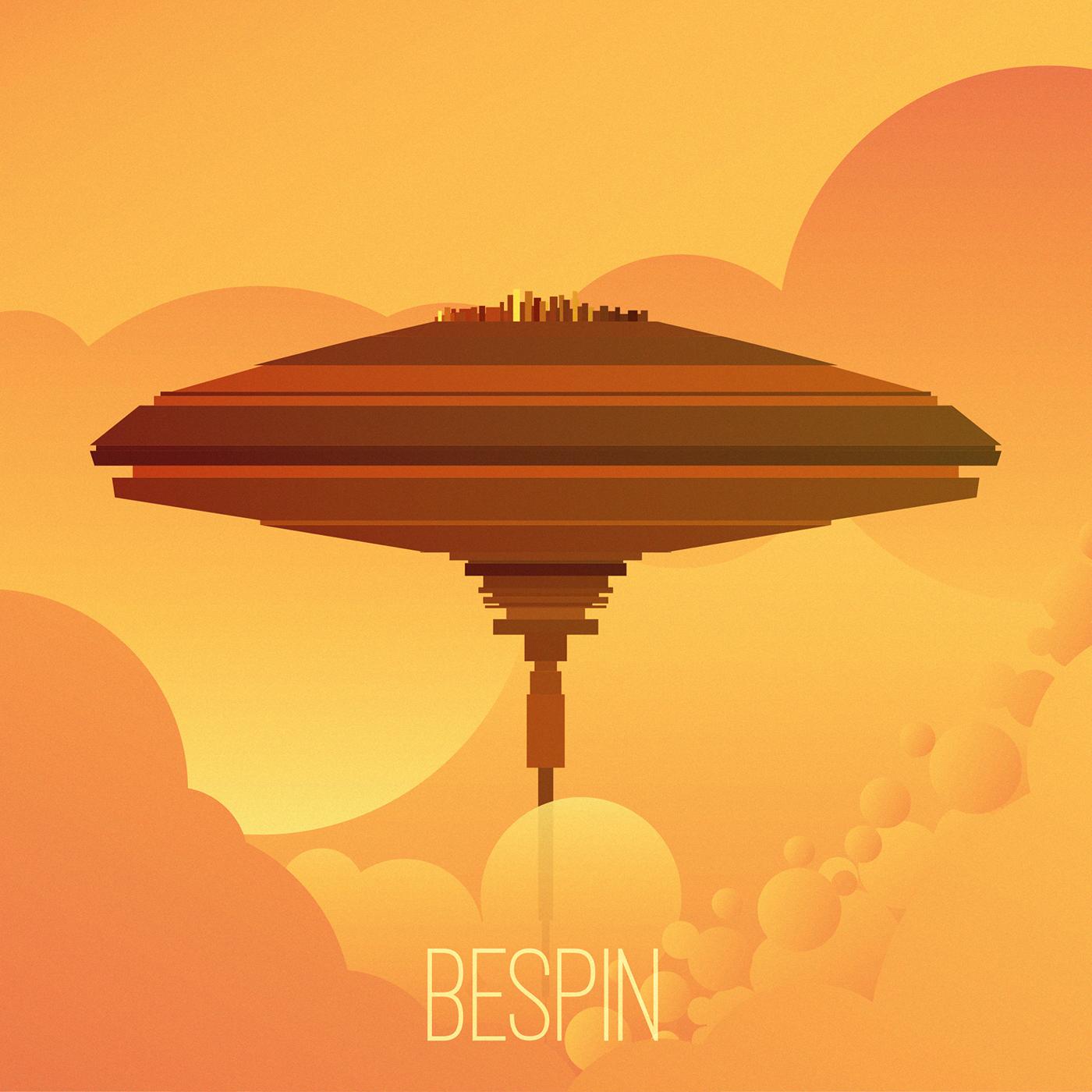 Minimal Logo Collection: Bespin Minimalism On Behance