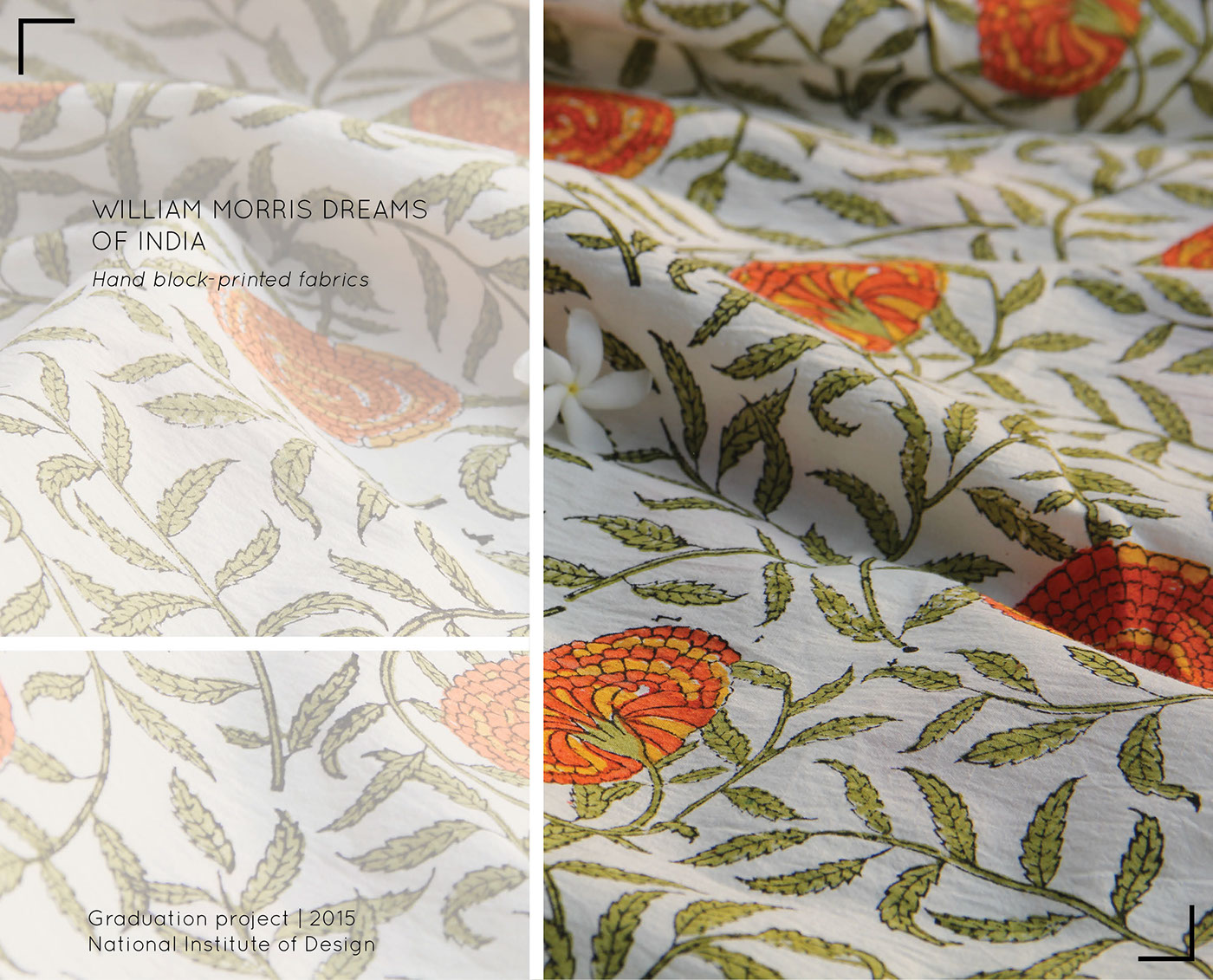 William Morris Dreams Of India On Behance