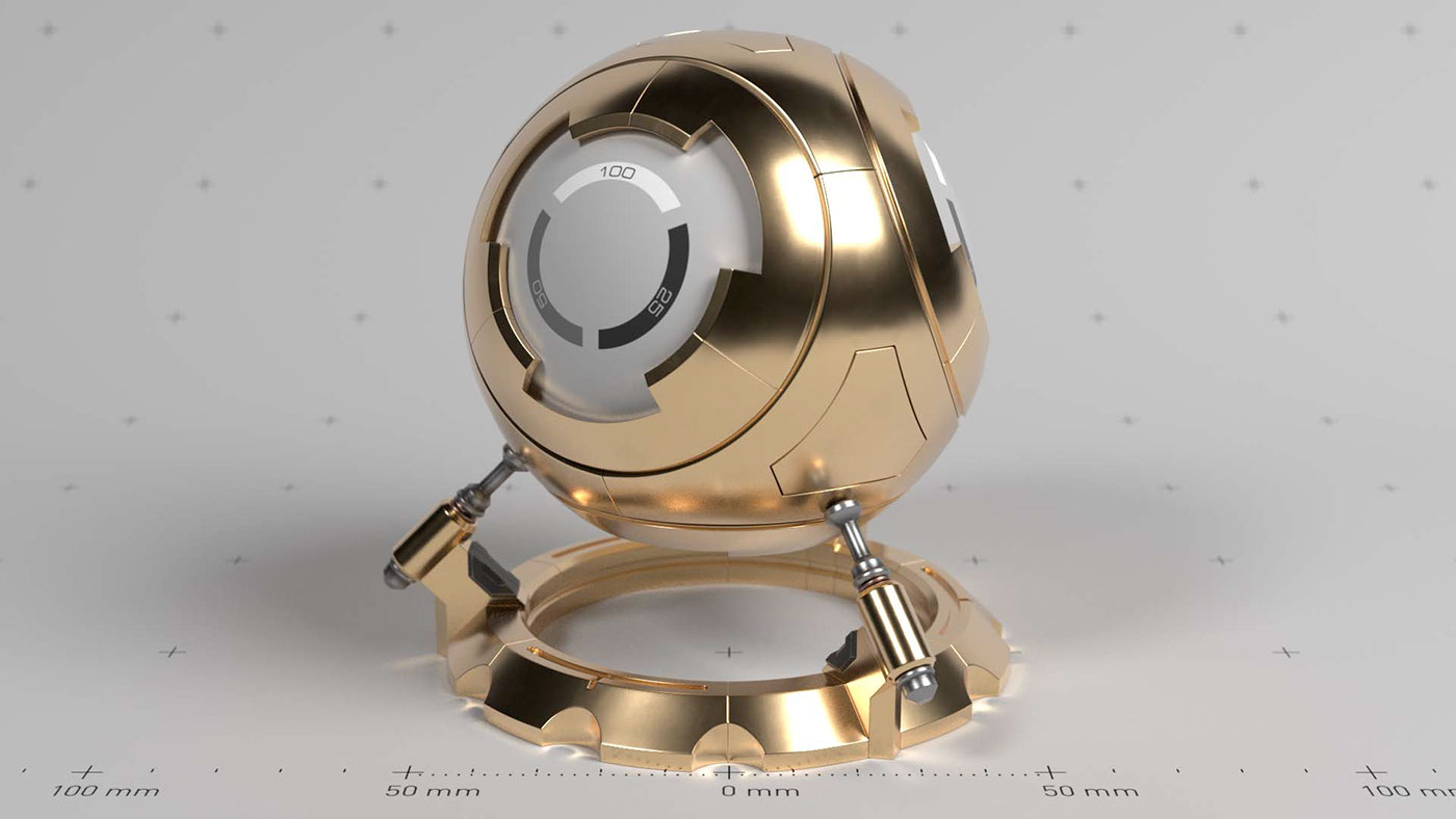FREEBIE: SMALL CYCLES-4D MATERIAL LIBRARY on Behance