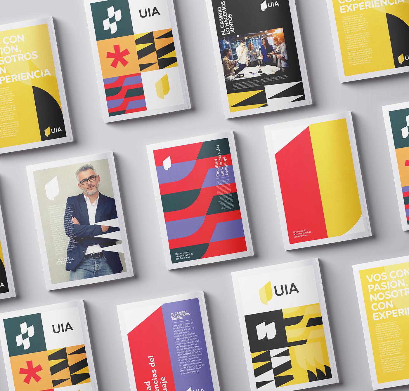 Universidad Internacional de las Américas - UIA on Behance