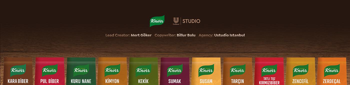 BAHARAT Food  Knorr post social media spice story Unilever