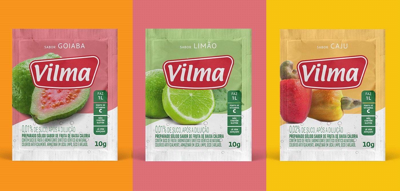 drink juice Packaging sachet Fruit