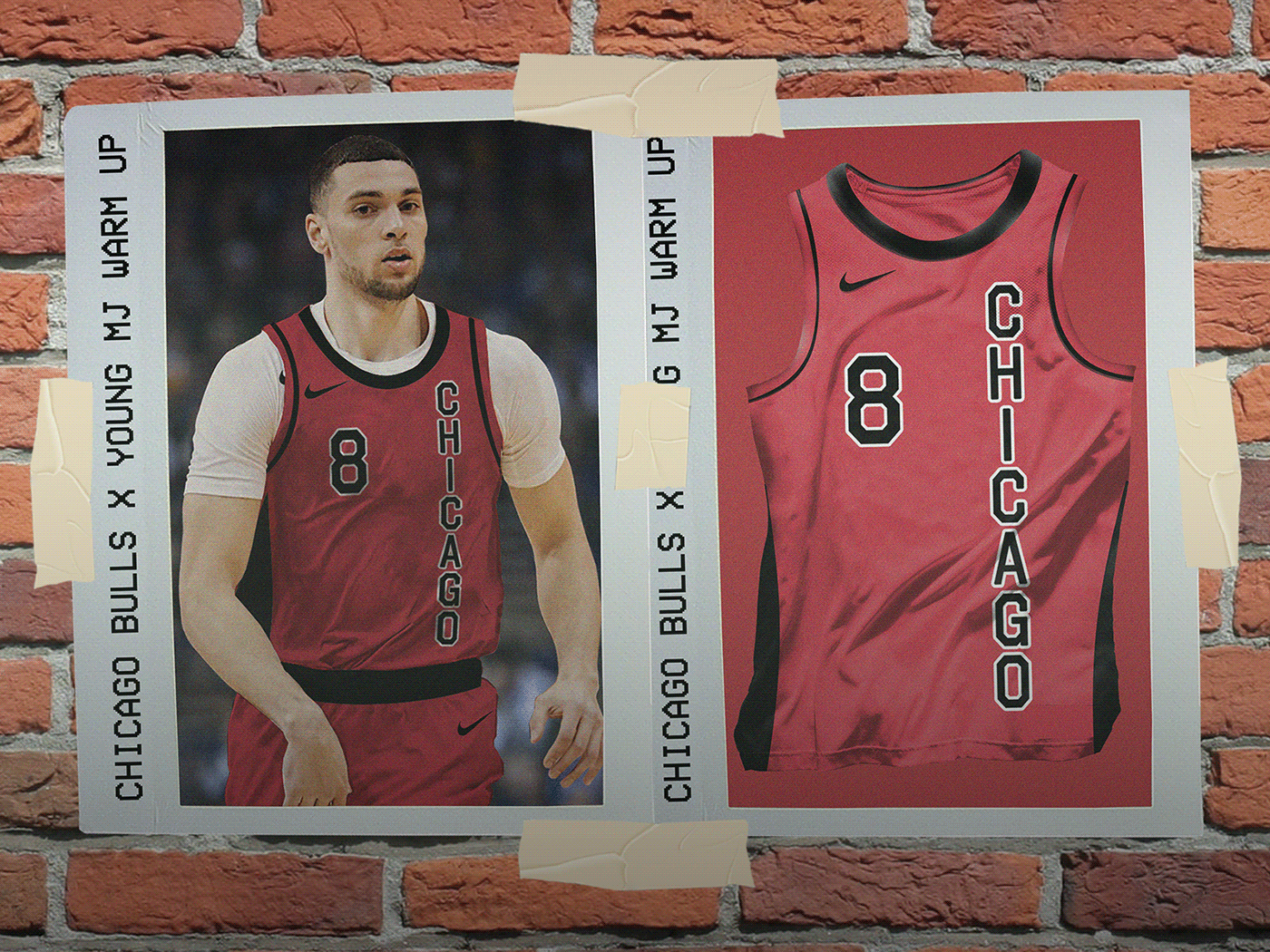 Image may contain: outdoor, sports uniform and basketball